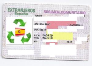 Permiso Residencia España
